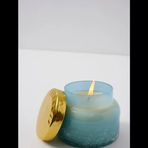 Mini Salt & Sand Scented Candle ANTHROPOLOGIE HOME